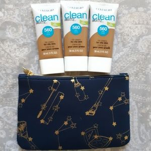 Covergirl Clean Matte BB Cream 560 Deep